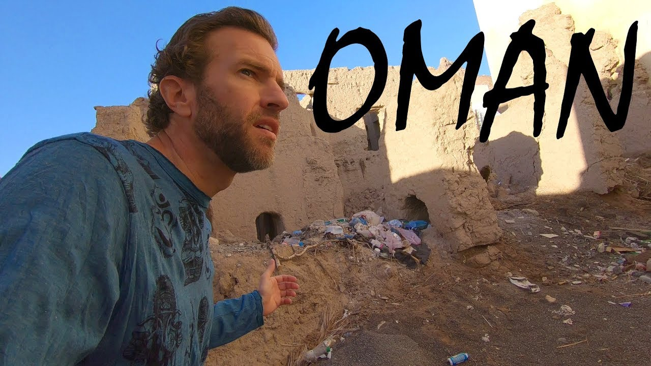 My Strange Experience Traveling to Muscat, Oman